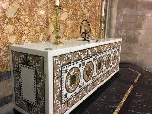 First Unitarian Chicago altar