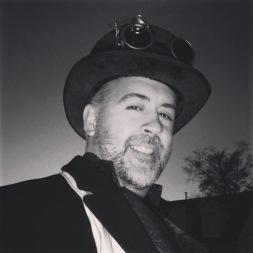Steampunk Scot Halloween