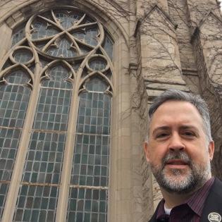 First Unitarian Chicago window