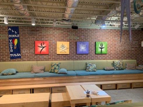 Lounge at Tulsa