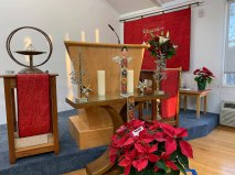 UUCR Holiday pulpit