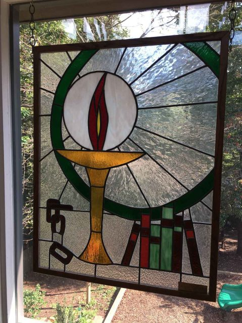 UU Reston Stained Glass