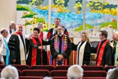 Scot's ordination service